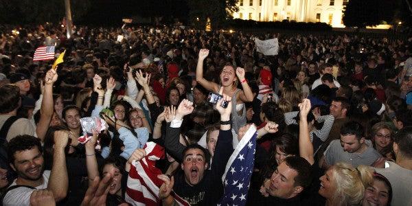 The Millennial Generation's Problem With Patriotism