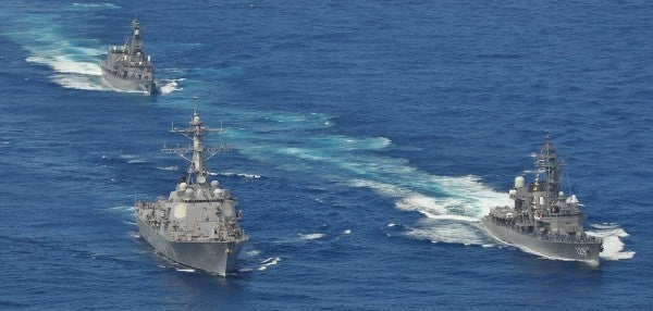 Navy Admiral: China Must Cease Base Construction In The Pacific