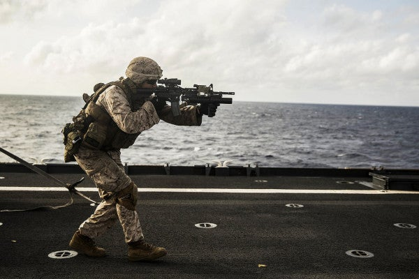Marine Corps Leaders Endorse Plan To Replace M16 With M4