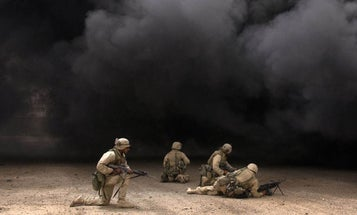 Who Burned Iraqi Bodies And Why?