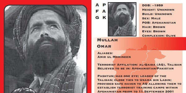 Leader Of The Afghan Taliban Is Finally Officially Dead