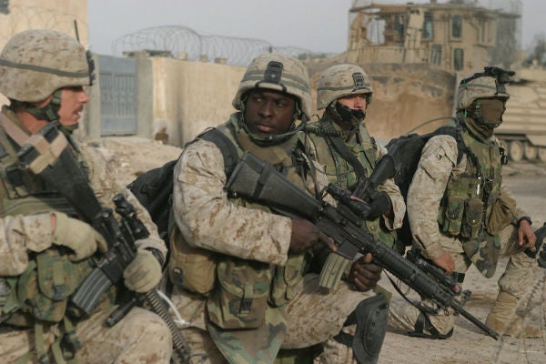 UNSUNG HEROES: The Marine Who Carried 3 Men Out Of Harm's Way Under Heavy Fire