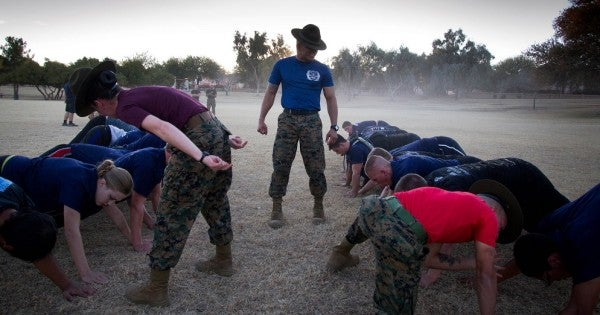 Lt. Col. Kate Germano On The Problem With Gender Bias In The Marine Corps