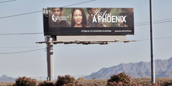 University Of Phoenix Under Investigation By The Feds