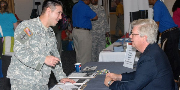 5 Companies That Need Sales-Minded Veterans Today