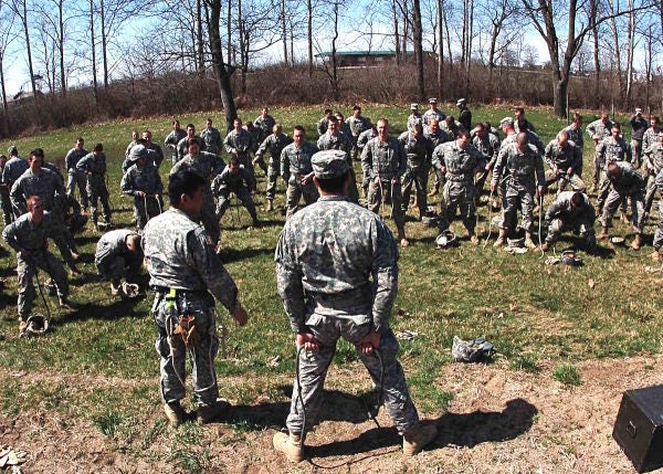 It's Time The Army Got Over Its Problem With ROTC Instructors