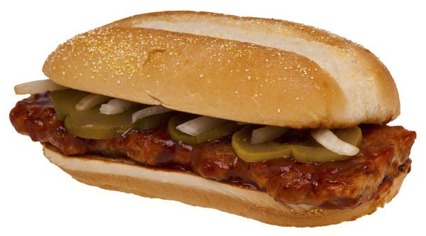 Did The US Army Invent The McRib?