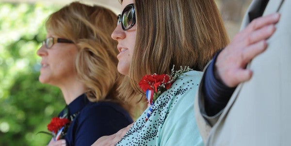 Why More Military Spouses Need To Share Their Stories