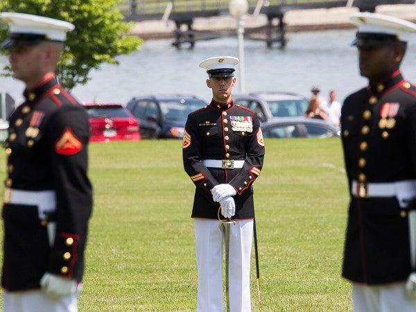 UNSUNG HEROES: The Combat-Decorated Marine Who Sprang Into Action When The Washington Navy Yard Was Attacked
