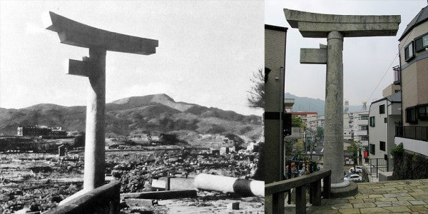 Cities Scarred By War, Then And Now
