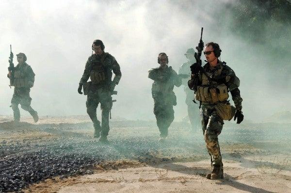 Military's Elite Units Lack Diversity