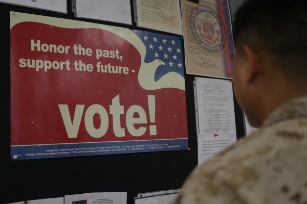 Protecting And Honoring The Right To Vote