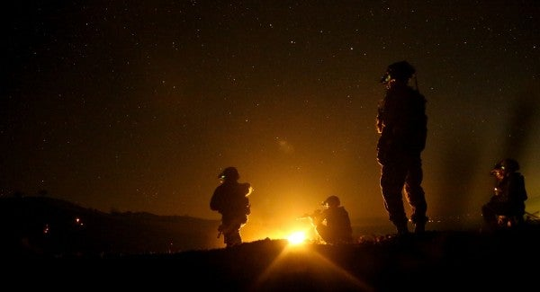 The Private Sector Should Take A Cue From Military Teams
