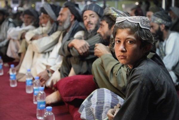 Civilian Casualties In Afghanistan Reach New High