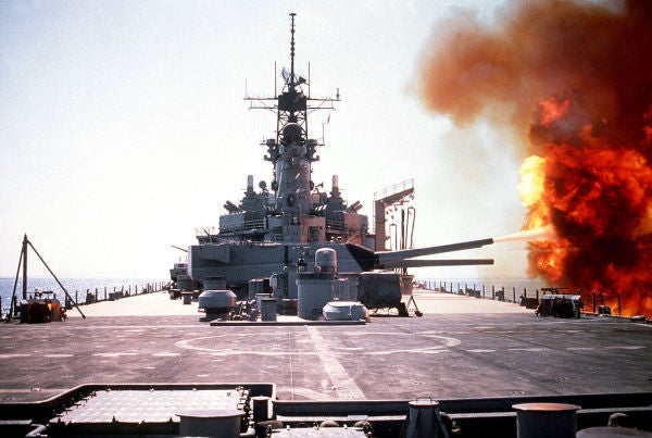 5 Lessons From Desert Storm On Warfare