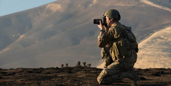 The Military's Concerning Regulations On War Reporting