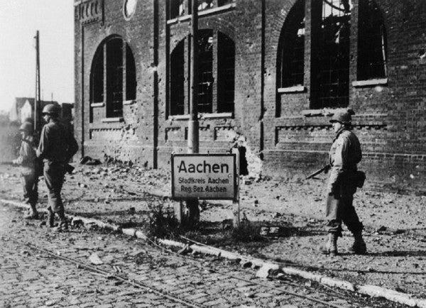 A Look At Urban Warfare On World War II's Western Front
