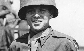 How Hollywood Turned Audie Murphy Into A Movie Star After World War II