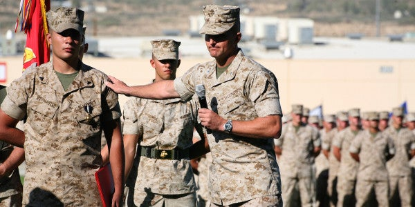 UNSUNG HEROES: The Marine Who Shielded His Team From A Grenade And Then Kept Fighting