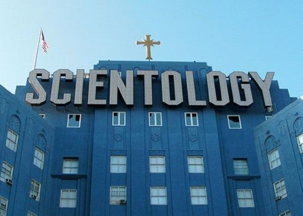 Government Pays Church Of Scientology To 'Treat' Sick Vets