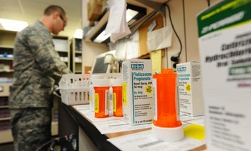 The VA's Attempt To Fight Opioid Dependence Leaves Pain Patients Cut Off