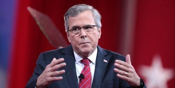 Jeb Bush Announces VA Reform As Part Of Presidential Bid
