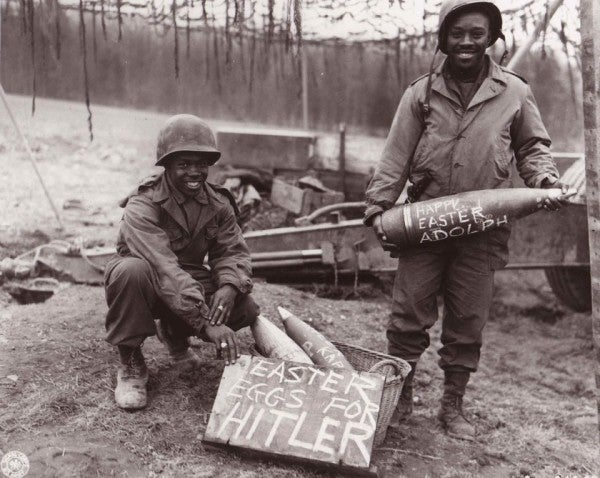 5 Lessons About Life And Business From All-Black Military Units In World War II