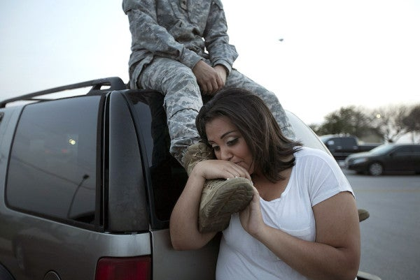 The Truth Behind Fort Hood's History Of Violent Crime