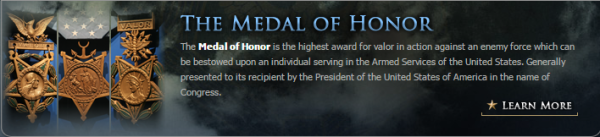 There's No Such Thing As The 'Congressional' Medal of Honor