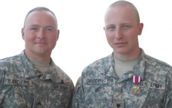 UNSUNG HEROES: This Army Soldier Foiled His Friend's Suicide Attempt With One Smart Move