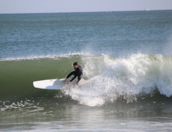JOB ENVY: Marine Veteran Turned Brooklyn Architect Who Makes Surfboards In His Spare Time