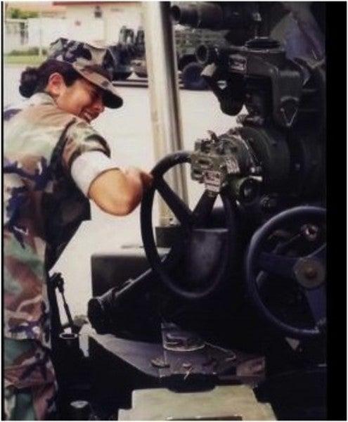 JOB ENVY: The Marine Veteran Breaking Down Legal Barriers For Servicewomen