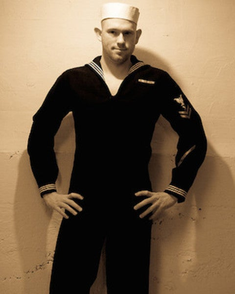 6 Alternatives To Your Lame Military Halloween Costume