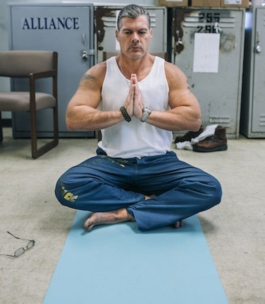 Incarcerated Veterans Are Finding Relief In Meditation And Yoga
