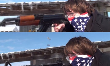 AK-47 Vs M16: This Epic Video Decides Which Is Better