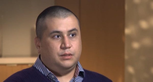 George Zimmerman Says Something Really Dumb About Fallen Troops