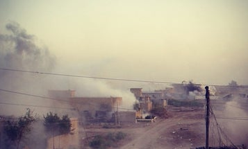 Photo Of The Day: The Final Day Of The 2004 Battle Of Fallujah