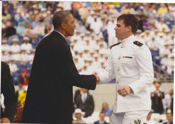 A Young Naval Officer Takes On The Leadership Issues Driving The Military's Sexual Assault Problem