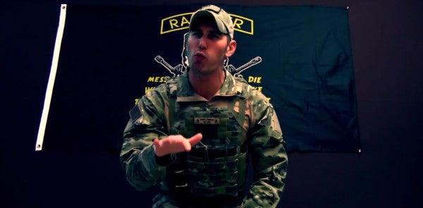 Watch Rangers Vs SEALs In Epic Rap Battle Video