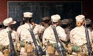 An Open Letter To A Woman Who Failed The Marine Corps' Infantry Officer Course