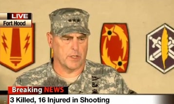 Here's Everything We Know About The Shooting At Fort Hood That Left 4 Dead
