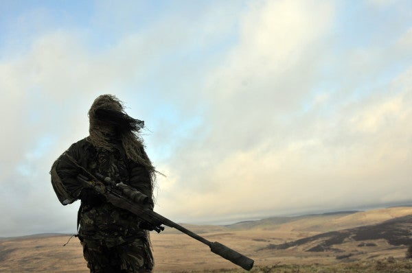 Incredible Details Emerge About A British Sniper Who Killed 6 Insurgents With One Bullet