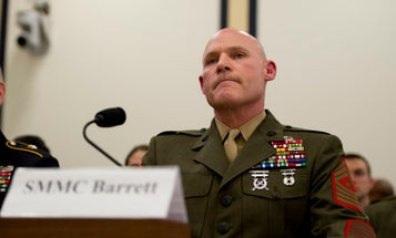 The Sergeant Major Of The Marine Corps Is Dead Wrong About Cutting Troop Pay