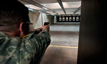 Why Does The Military Ban Soldiers From Carrying Guns?