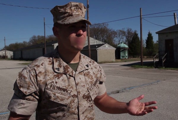 Here's The Lame Way The Marine Corps Is Teaching Its Troops To Use Social Media