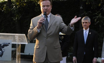Jim Webb Is Thinking About Running For President
