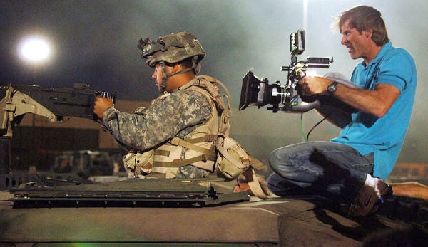 Portraying The Military In Film And On Television: Who's Telling Our Stories?