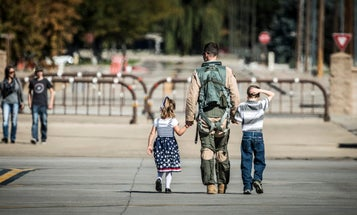 Leading The Way: Air Force Offering 3 Years Off To Airmen To Start Families