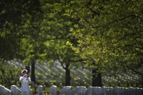 A Memorial Day Tribute To The Souls Of Arlington Cemetery