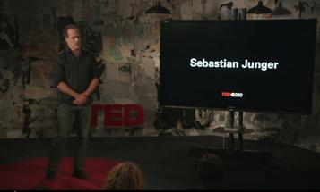 Sebastian Junger On Brotherhood And Why Veterans Miss War